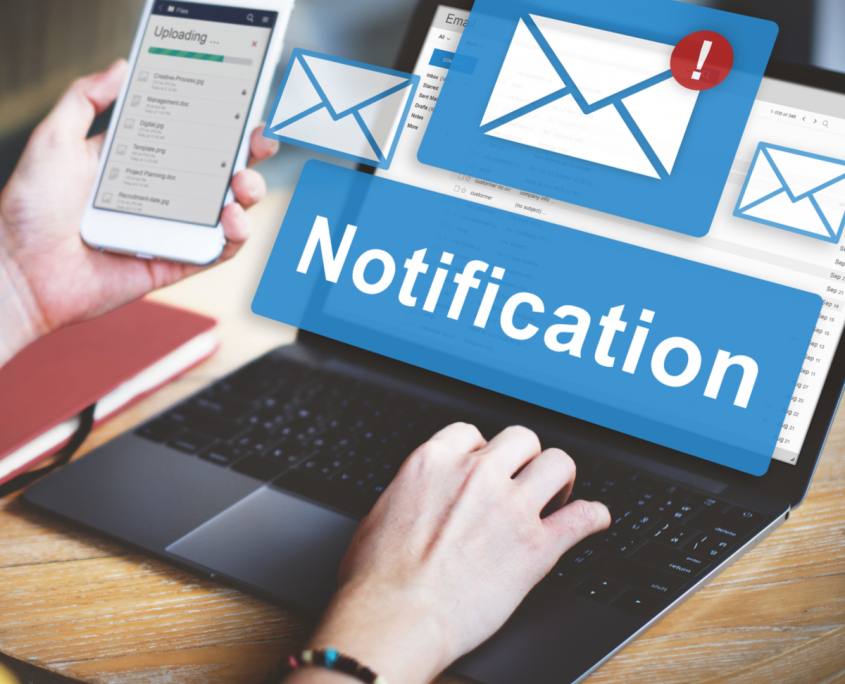 Browser Notifications for digital marketing